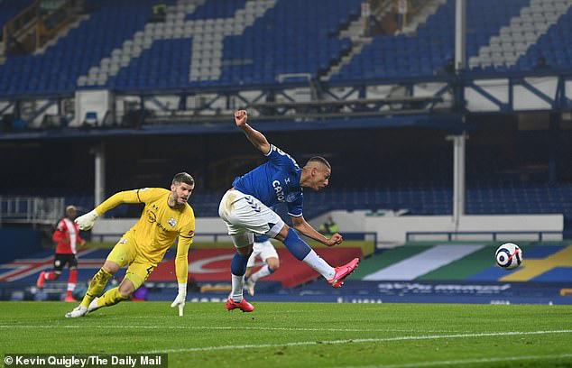 Everton 1-0 Southampton: 3 điểm nuôi hy vọng top 4 - Ảnh 1.