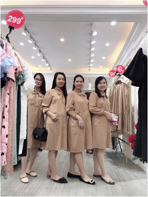 Đầm bầu Medyla Phạm Ngọc Thạch – Thiên đường thời trang dành cho mẹ bầu - Ảnh 4.