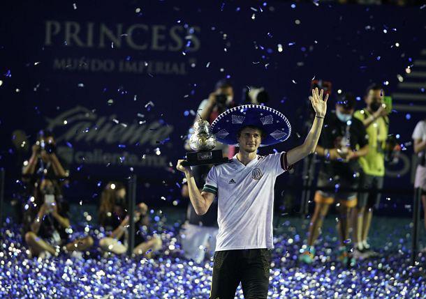 Vượt qua Tsitsipas, Alexander Zverev lên ngôi vô địch Mexico mở rộng 2021 - Ảnh 6.