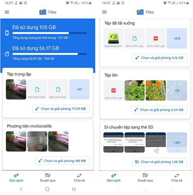 Những thủ thuật giúp tiết kiệm dung lượng bộ nhớ trên smartphone - Ảnh 3.