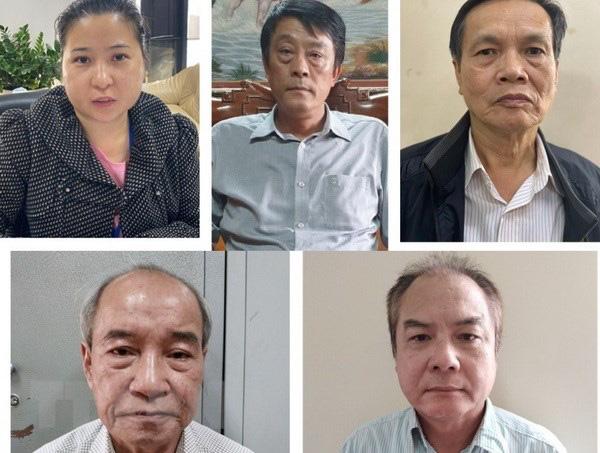 19 bị cáo gây thiệt hại lớn ở dự án Gang thép Thái Nguyên sắp hầu tòa - Ảnh 1.