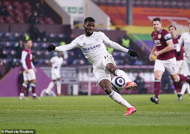 Burnley 1-1 Leicester City: Chia điểm kịch tính - Ảnh 2.