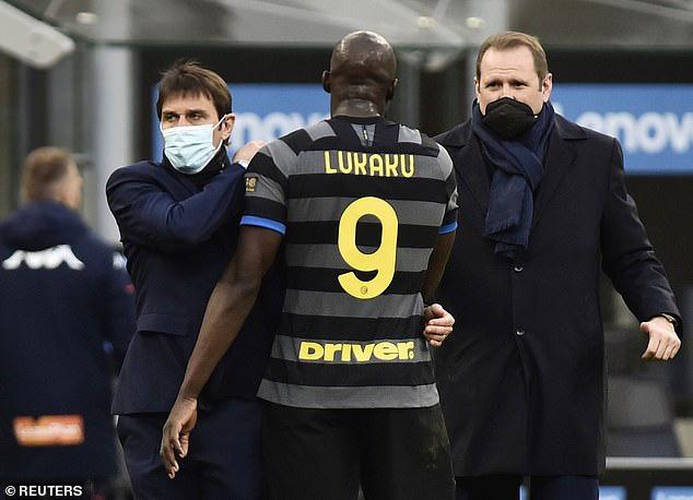 Man Utd làm khó Inter Milan về vụ chuyển nhượng Romelu Lukaku - Ảnh 1.