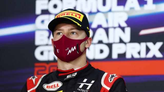 Mick Schumacher tự tin trước mùa giải mới - Ảnh 1.