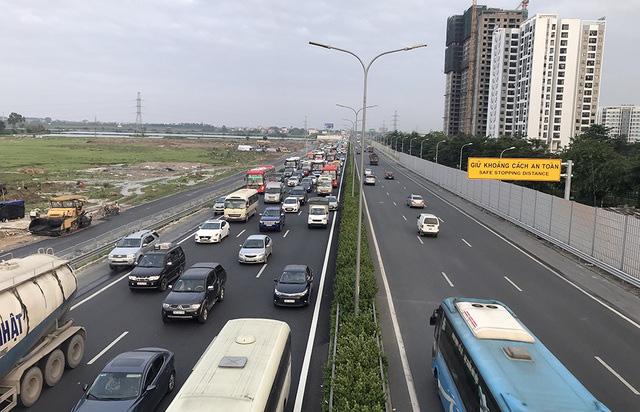 Đề xuất mở rộng cao tốc Pháp Vân - Cầu Giẽ - ảnh 1