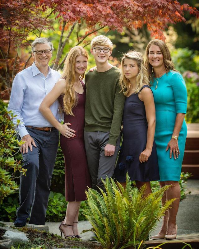 Những điều ít ai biết về con trai duy nhất của tỉ phú Bill Gates - Ảnh 1.