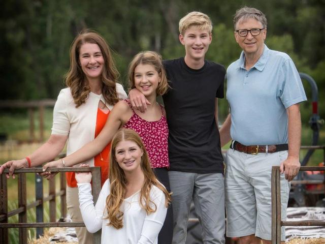 Những điều ít ai biết về con trai duy nhất của tỉ phú Bill Gates - Ảnh 6.