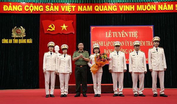 Điều động Thiếu tướng Lê Văn Tuyến về UBKT Đảng ủy Công an Trung ương - Ảnh 3.