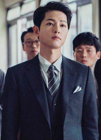Sợ chưa, Song Joong Ki không hề già đi - Ảnh 1.