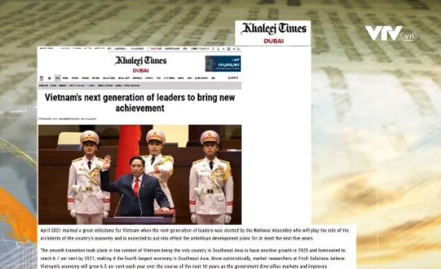 Báo chí Trung Đông, châu Phi đánh giá cao các vị trí lãnh đạo của Việt Nam - ảnh 2