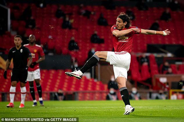 Man Utd 2-0 Granada: Quỷ Đỏ giành quyền vào bán kết Europa League - Ảnh 1.