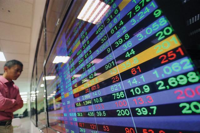 VN-Index giảm gần 7 điểm - ảnh 1