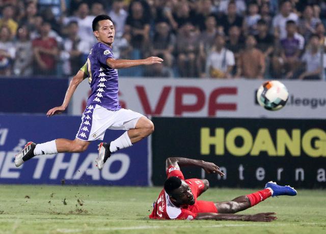 Lịch thi đấu và trực tiếp vòng 10 V.League 2021 ngày 18/4: Trận cầu tâm điểm Hoàng Anh Gia Lai - CLB Hà Nội - Ảnh 3.