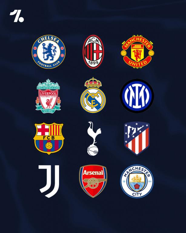 UEFA phản đối European Super League - Ảnh 1.