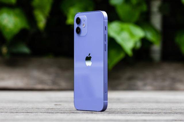 Cận cảnh chiếc iPhone 12 màu tím mà Apple vừa ra mắt - Ảnh 7.