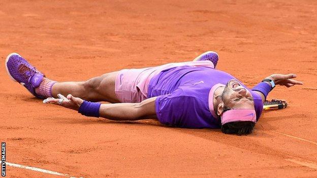 Nadal: Tôi chưa từng trải qua trận chung kết nào khó khăn như thế... - Ảnh 3.
