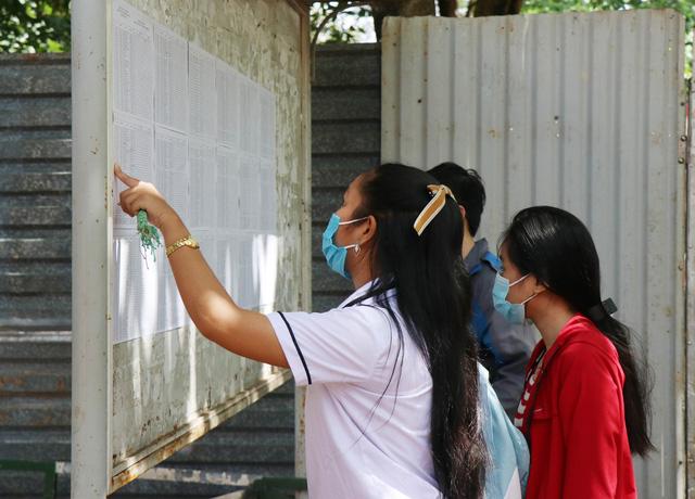 Thí sinh Hà Nội nhận giấy báo dự thi ĐH, CĐ chậm nhất vào ngày 15/6 - Ảnh 2.