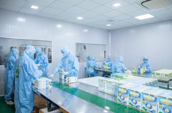 Green Daddy giới thiệu nhà máy sản xuất đạt tiêu chuẩn GMP-WHO - Ảnh 2.