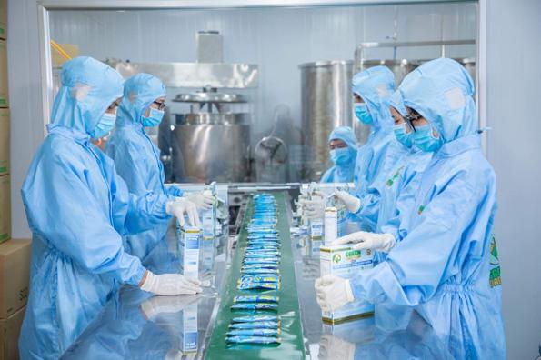 Green Daddy giới thiệu nhà máy sản xuất đạt tiêu chuẩn GMP-WHO - Ảnh 3.