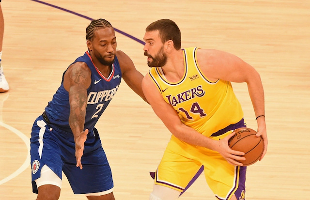 Marc Gasol thừa nhận không hạnh phúc tại Los Angeles Lakers - Ảnh 1.
