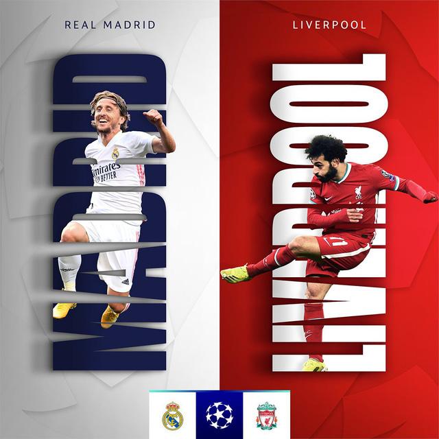 Lịch thi đấu tứ kết Champions League hôm nay: Real Madrid - Liverpool, Man City - Dortmund - Ảnh 1.