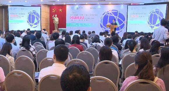 VCCI: Xuất khẩu chủ yếu vẫn dựa vào các thị trường quen thuộc - ảnh 1