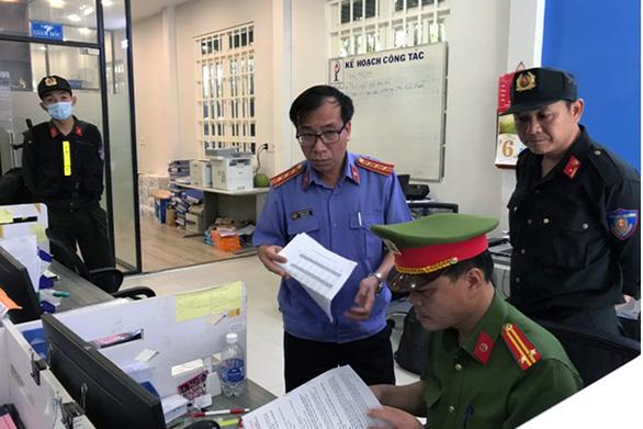 Đại án 2,7 triệu lít xăng giả: Bắt Tổng Giám đốc công ty Phúc Lâm - Ảnh 1.