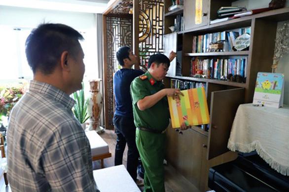 Đại án 2,7 triệu lít xăng giả: Bắt Tổng Giám đốc công ty Phúc Lâm - Ảnh 2.