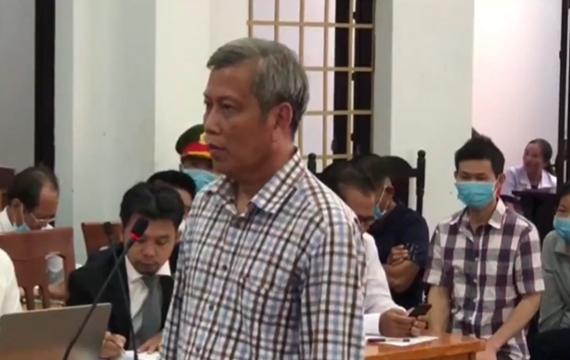 39 bị cáo vụ xăng dầu giả đường dây Trịnh Sướng hầu tòa - Ảnh 1.