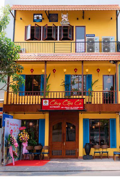 Nhiều sao Việt hội ngộ thưởng thức ẩm thực Hà thành tại Hồ Chí Minh - Ảnh 2.