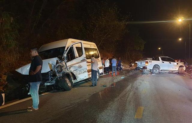 Tai nạn tăng, Lâm Đồng lập 2 chốt CSGT xử lý vi phạm trên đèo Bảo Lộc - Ảnh 1.