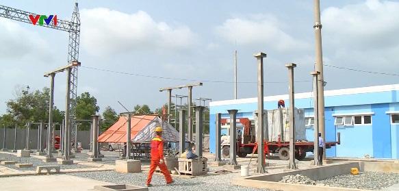 Đường dây điện 220KV Kiên Bình - Phú Quốc chậm tiến độ - ảnh 1