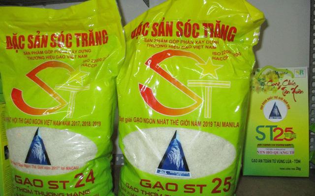 Gạo ST25: Chung tay bảo vệ thương hiệu Việt - Ảnh 1.