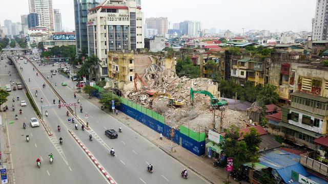 Cải tạo chung cư cũ Hà Nội: Đặc sản khó... nhằn - Ảnh 4.