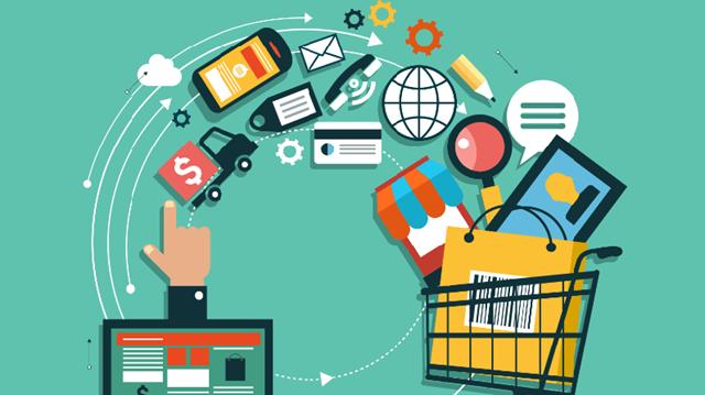 """Cuộc đua thị trường ví điện tử và thương mại điện tử ngày càng """"sôi động"""" - Ảnh 1."""
