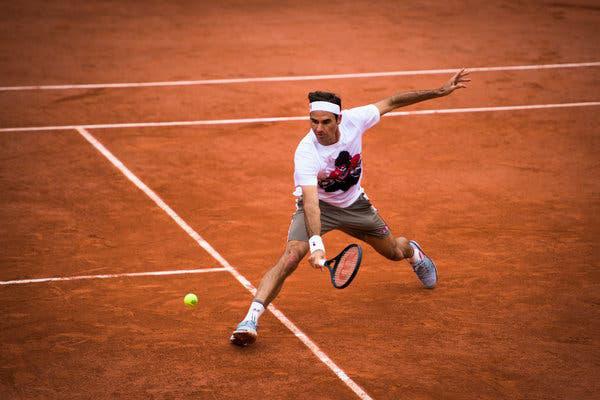 Ban tổ chức Pháp mở rộng 2021 nới lỏng quy định cho các tay vợt - Ảnh 1.
