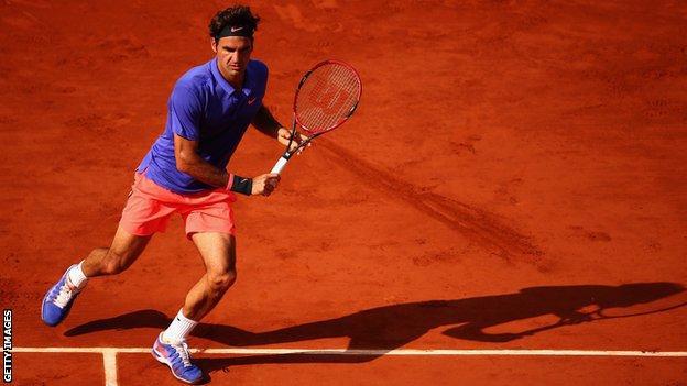 Roger Federer rơi vào nhánh đấu thuận lợi tại Geneva mở rộng - Ảnh 1.