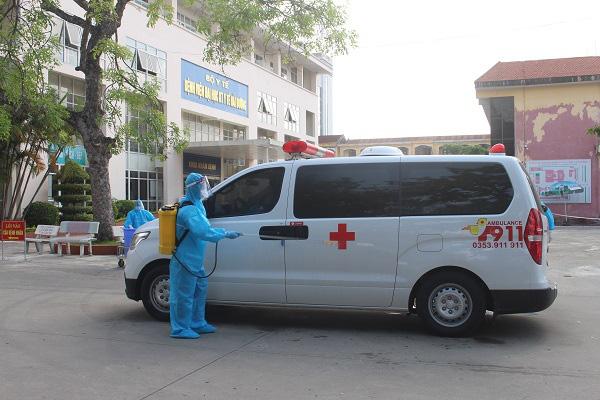 Bệnh viện dã chiến Trường Đại học Kỹ thuật Y tế Hải Dương tiếp nhận 150 bệnh nhân của Bệnh viện K về điều trị - Ảnh 1.