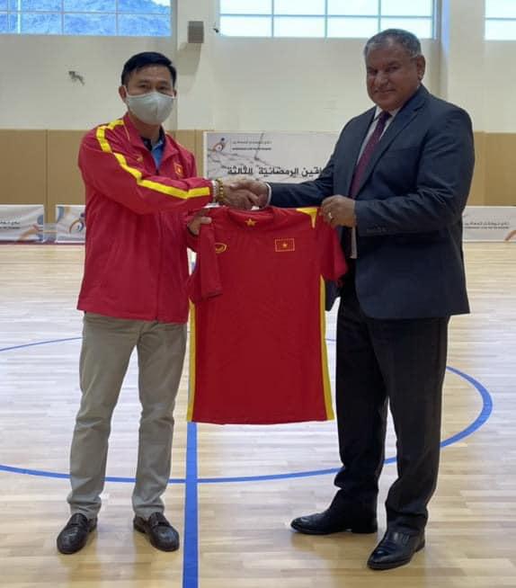 ĐT Futsal Việt Nam ngược dòng thắng ĐT Iraq trong trận giao hữu - Ảnh 1.