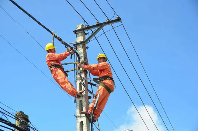 Nhu cầu giảm, giá điện có giảm, EVN nói gì? - Ảnh 1.