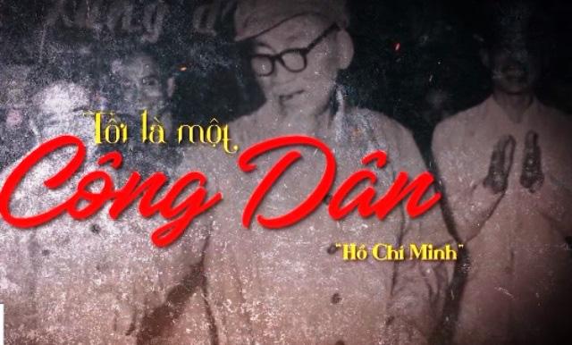 Chủ tịch Hồ Chí Minh: Tôi là một công dân - Ảnh 2.