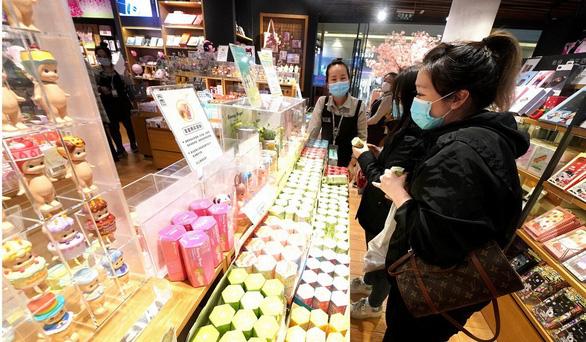 Trung Quốc thử nghiệm đồng Nhân dân tệ kỹ thuật số dịp lễ mua sắm 5/5 - ảnh 1