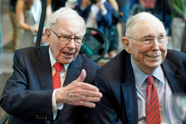 Berkshire Hathaway tiết lộ người kế nhiệm Warren Buffett - ảnh 1