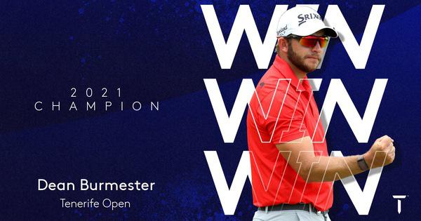 Những nhà vô địch golf tuần qua: Kim Hy Joo, Dean Burmester, Sam Burns… - Ảnh 2.