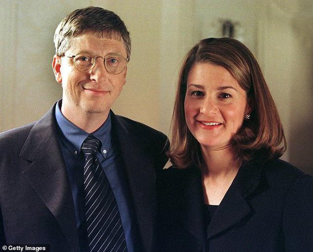 Nhìn lại cuộc hôn nhân từng khiến nhiều người ngưỡng mộ của Bill Gates - Ảnh 1.