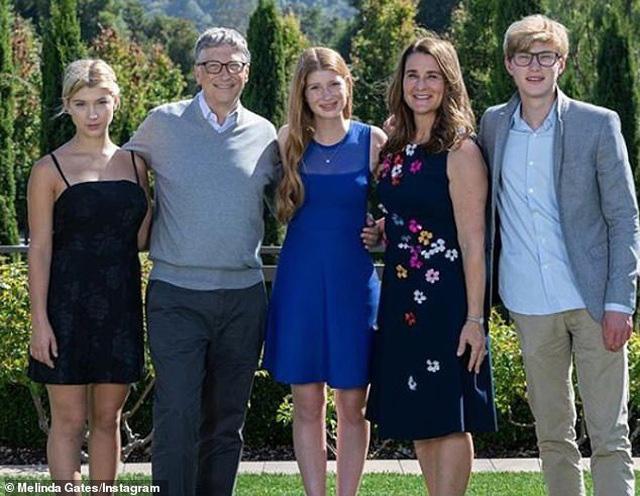 Nhìn lại cuộc hôn nhân từng khiến nhiều người ngưỡng mộ của Bill Gates - Ảnh 2.