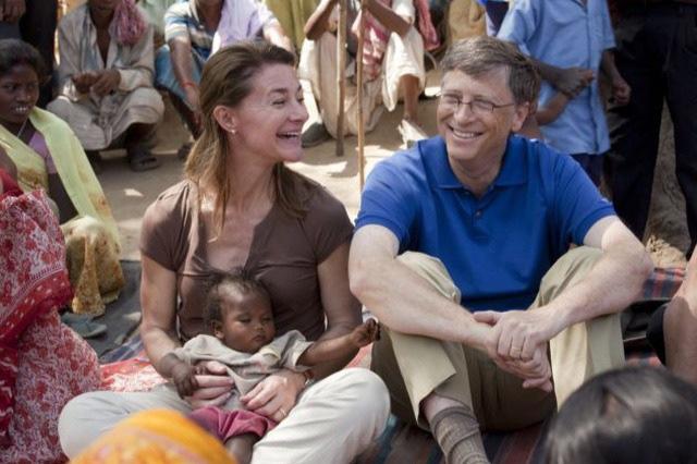 Nhìn lại cuộc hôn nhân từng khiến nhiều người ngưỡng mộ của Bill Gates - Ảnh 3.