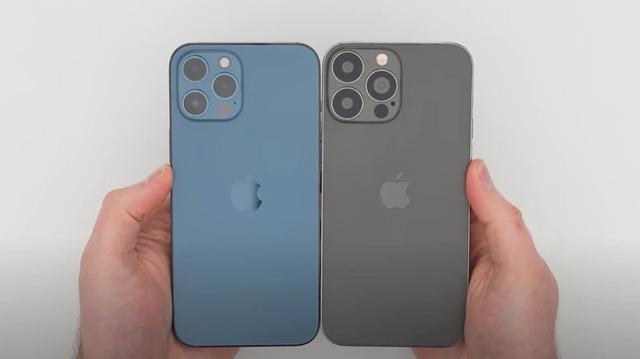 Lộ thiết kế iPhone 13 Pro Max: Thu gọn tai thỏ, giữ nguyên các phím bấm và cổng kết nối - ảnh 1