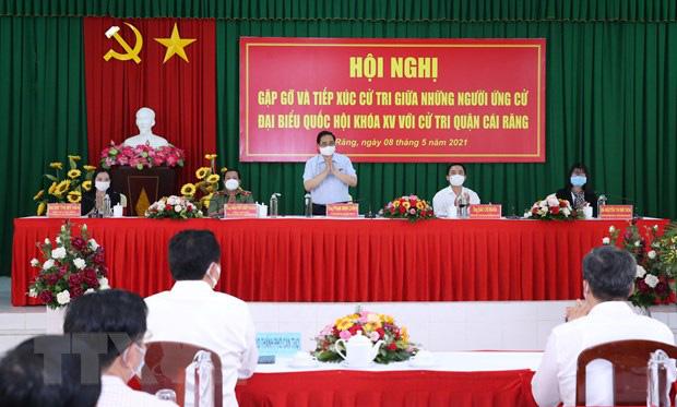 Thủ tướng Phạm Minh Chính: Phát triển Cần Thơ để thực sự trở thành trung tâm ĐBSCL - Ảnh 1.