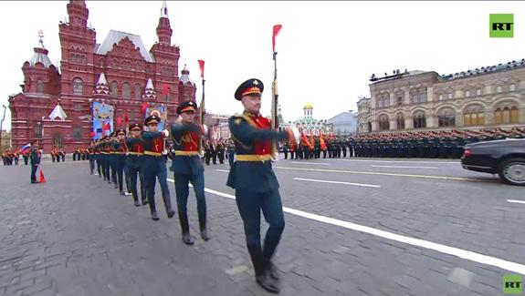 LB Nga long trọng tổ chức lễ duyệt binh kỷ niệm 76 năm chiến thắng trong Chiến tranh Vệ quốc vĩ đại - Ảnh 12.